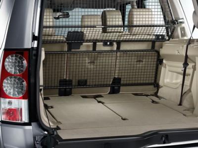 Перегородка для багажного отделения для Land Rover Discovery IV, 2009-2016, (оригинал) (Land Rover)