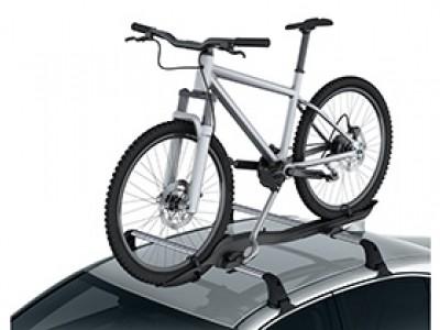 Крепление велосипеда BARRACUDA, загрузка с левой стороны, для Lexus NX 2014-н.в., (оригинал) (Lexus)