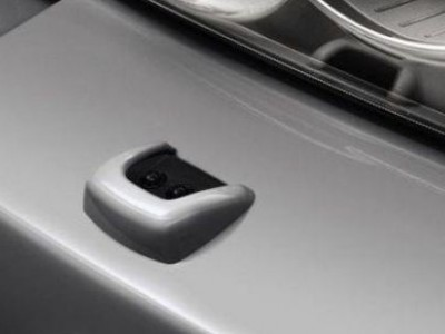 Накладка форсунки омывателя фар RRS для Land Rover Range Rover Sport, 2005-2009, (оригинал) (Land Rover)