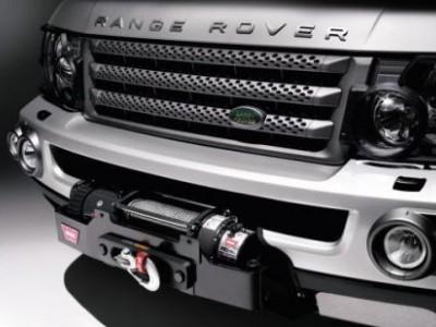 Лебедка электрическая RRS для Land Rover Range Rover Sport, 2005-2009, (оригинал) (Land Rover)