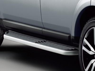 Пороги штатные для Land Rover Discovery 2009-2016, (оригинал) (Land Rover)