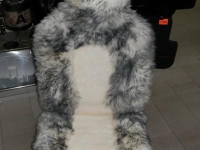 Чехлы из натуральной овчины (австралийская овца, выделка, Китай) к-т 2 штуки, любые тона