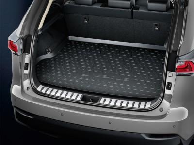 Резиновый коврик в багажное отделение для Lexus NX, 2014-н.в., (оригинал) (Lexus)