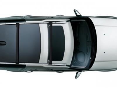 Комплект удлинённых рейлингов на крышу для Land Rover Discovery IV, 2009-2016, (оригинал) (Land Rover)