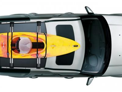 Багажник для водноспортивного снаряжения для Land Rover Discovery IV, 2009-2016, (оригинал) (Land Rover)