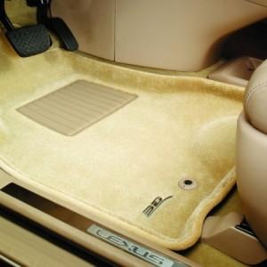 Автомобильные коврики 3D Sotra