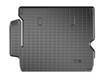 Коврик в багажник Weathertech (USA) для Land Rover Discovery V, 2016-н.в., для автомобиля с 2ух-зонным климат контролем.