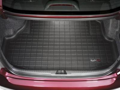 Коврик в багажник Weathertech (USA) для ACURA TL, 2003-2008, (без навигации), (черный)