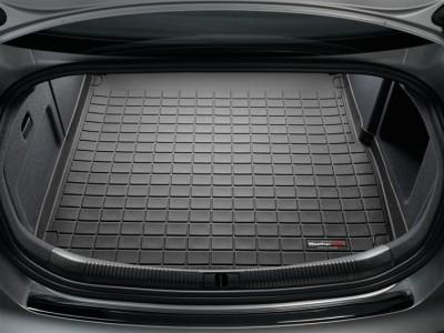 Коврик в багажник Weathertech (USA) для Audi A6 C6 Sedan, 2004-2011, (цвет: черный)