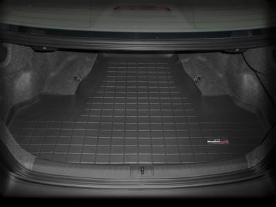 Коврик в багажник Weathertech (USA) для ACURA TSX, 2008-н.в., (черный)