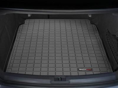 Коврик в багажник Weathertech (USA) для Audi A5 Сoupe, 2007-2016, (цвет: черный)