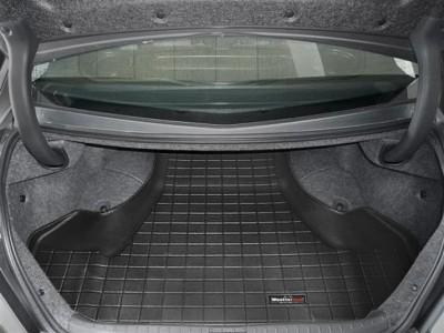 Коврик в багажник Weathertech (USA) для ACURA TL (FWD), 2008-н.в., (черный)