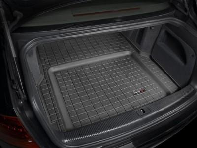 Коврик в багажник Weathertech (USA) для Audi A8, 2002-2010, (цвет: черный)