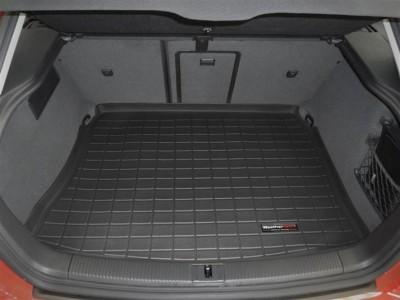 Коврик в багажник Weathertech (USA) для Audi A3, 2003-2013, (черный; серый; бежевый)