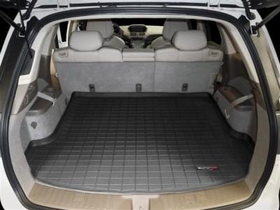 Коврик в багажник Weathertech (USA) для ACURA MDX 2007-2010, длинный, (черный; серый; бежевый)