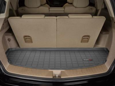 Коврик в багажник Weathertech (USA) для ACURA MDX 2007-2010,короткий, (черный; серый; бежевый)