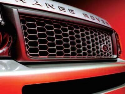 Передняя решетка радиатора STORMER RRS для Land Rover Range Rover Sport, 2005-2009, (оригинал) (Land Rover)