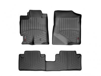Коврики в салон 3D WeatherTech для автомобиля Acura RDX 2006-2012 , комплект: 3 шт.