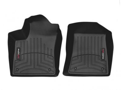 Коврики в салон 3D Weathertech (USA) для Bentley, Continental 2011-н.в., (комплект; передние)