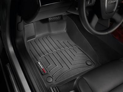 Коврики в салон 3D Weathertech (USA) для Audi A6 C6, 2006(март)-2011