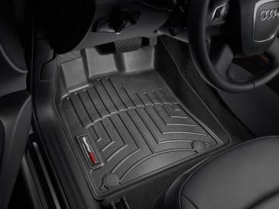 Коврики в салон 3D Weathertech (USA) для Audi Q5, 2008-2016, (комплект; передние; задние)