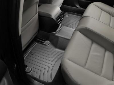Коврики в салон 3D Weathertech (USA) для Acura TL (AWD; manual), 2008-н.в.