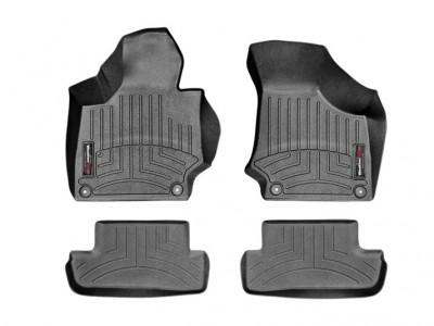 Коврики в салон 3D Weathertech (USA) для Audi TT, 2006-н.в., (комплект; передние; задние)