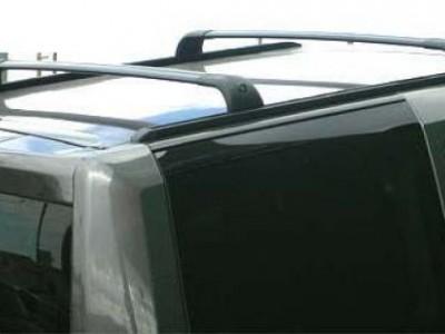 Комплект направляющих чёрного цвета для Land Rover Discovery IV, 2009-2016, (оригинал) (Land Rover)