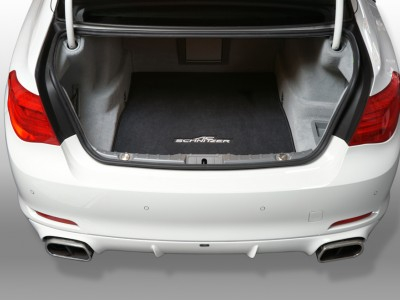 Коврик багажного отделения AC Schnitzer для BMW F10 5-серия 2009-2016 (BMW) (Original)