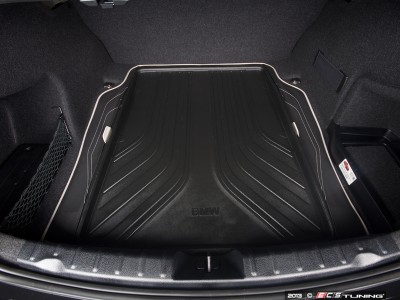 Коврик багажного отделения Modern Line для BMW F32 4-серия (BMW) (Original)