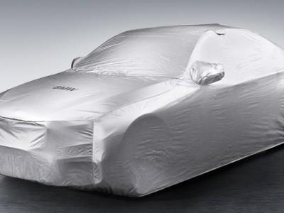 Защитный чехол-тент для BMW 5 серия G30 2016-н.в., (BMW) (Original)
