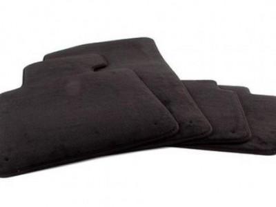 Комплект велюровых ножных ковриков для BMW G30 5-серия, 2016- н.в. (BMW) (Original)