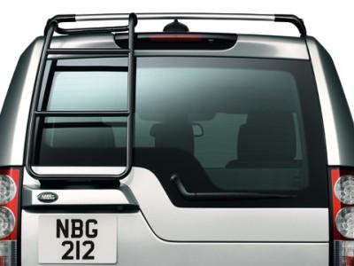 Лестница для доступа на крышу для Land Rover Discovery IV, 2009-2016, (оригинал) (Land Rover)