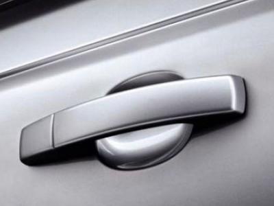 Комплект дверных ручек крашенных в цвет кузова автомобиля RRS для Land Rover Range Rover Sport, 2005-2009, (оригинал) (Land Rover)