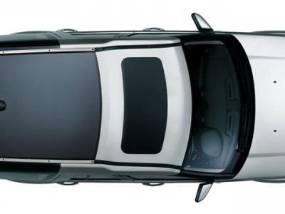 Комплект стандартных рейлингов на крышу для Land Rover Discovery IV, 2009-2016, (оригинал) (Land Rover)