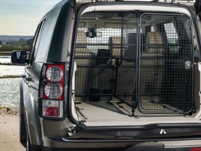 Разделитель багажного отделения для Land Rover Discovery IV, 2009-2016, (оригинал) (Land Rover)
