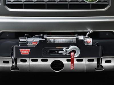 Штатная электрическая лебёдка для Land Rover Discovery IV, 2009-2016, (оригинал) (Land Rover)