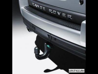 Съемный крюк фаркопа RRS для Land Rover Range Rover Sport, 2005-2009, (оригинал) (Land Rover)