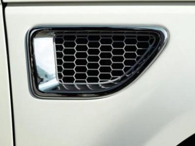 Комплект хромированных воздухозаборников STORMER RRS для Land Rover Range Rover Sport, 2005-2009, (оригинал) (Land Rover)