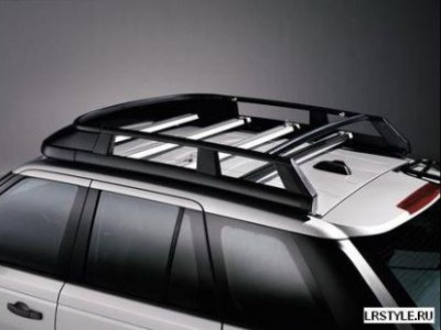 Багажник для экспедиции RRS для Land Rover Range Rover Sport, 2005-2009, (оригинал) (Land Rover)