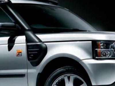 Шноркель (внешний воздухозаборник) RRS для Land Rover Range Rover Sport, 2005-2009, (оригинал) (Land Rover)