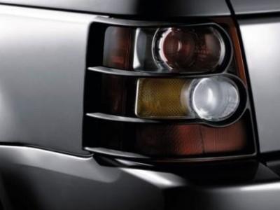 Передняя защита фар RRS для Land Rover Range Rover Sport, 2005-2009, (оригинал) (Land Rover)