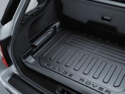 Оригинальный фасонный ковёр в багажное отделение для Land Rover Range Rover Sport, 2005-2009, (оригинал) (Land Rover)