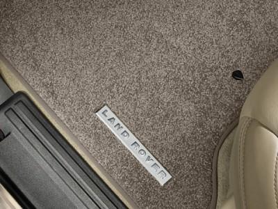Комплект текстильных ковриков класса премиум, цвет Nutmeg для Land Rover Discovery IV, 2009-2016, (оригинал) (Land Rover)
