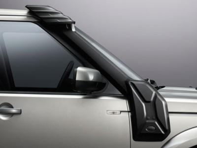 Шноркель (внешний воздухозаборник) для Land Rover Discovery IV, 2009-2016, (оригинал) (Land Rover)
