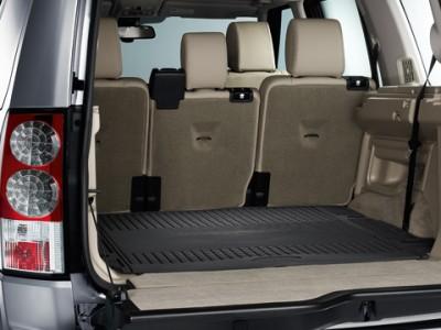 Оригинальный ковёр в багажное отделение для Land Rover Discovery IV, 2009-2016, (оригинал) (Land Rover)