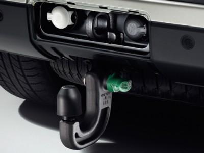 Электрические разъемы типов N и S для Land Rover Discovery IV, 2009-2016, (оригинал) (Land Rover)