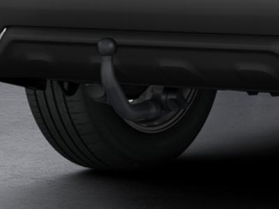 Тягово-сцепное устройство для Lexus NX, 2014-н.в., (оригинал) (Lexus)
