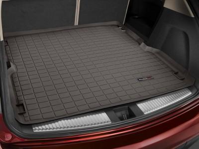 Коврик в багажник Weathertech (USA) для ACURA MDX 2013-н.в., длинный, (черный; серый; бежевый и какао)