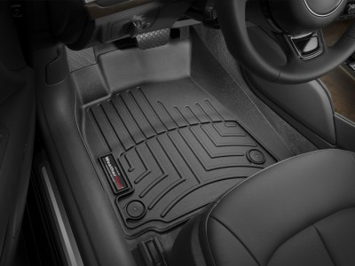 Коврики в салон 3D WeatherTech (USA) для автомобиля Audi A7 2010-н.в., комплект: 4 шт.